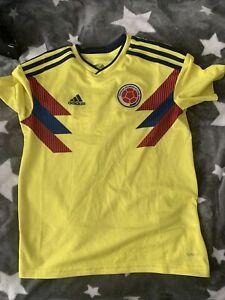 Boys 11/12 Colombia Football Tee Shirt