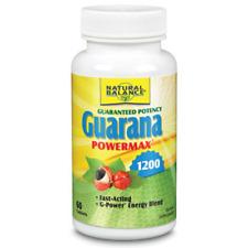 Natural Balance Guarana 1200 PowerMax   60ct