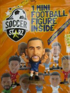 Hakim Ziyech Chelsea SoccerStarZ 2022 Gold Base Foil Bag MicroStars