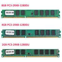 8GB 4GB 2G DDR3 DDR4 1600MHZ 2400MHZ PC3-12800U PC4-19200 Desktop Memory RAM LOT