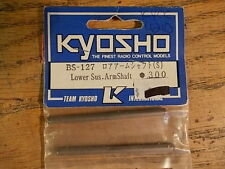 BS-127 Susp Shaft - Kyosho Inferno ST GP-20 Landmax Inferno DX Nitro USA-1