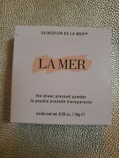 La Mer The Sheer Pressed Powder ~MEDIUM DEEP 42