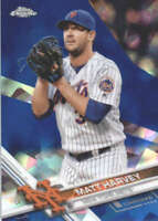 MATT HARVEY 2017 TOPPS CHROME SAPPHIRE EDITION #164 ONLY 250 MADE