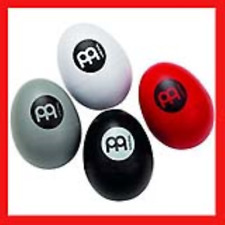 Meinl ESSET Egg-Shaker Assortment Four Sounds 4 Pieces