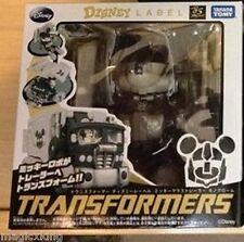Takara Tomy Transformers Disney Label Mickey Mouse B&W Japan Figure