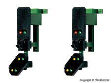 SH  Viessmann 4752 2 Multiplex-Blocksignalköpfe mit Vorsignal