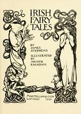 IRISH MYTHOLOGY - 133 OLD BOOKS ON DVD- FOLKLORE IRELAND LOCAL MYTHS FAIRY TALES
