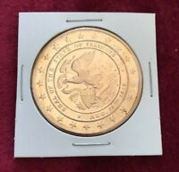 STATE SEAL of ILLINOIS MEDAl ~ coin 150 Years AUG. 26th 1818 - 1968  MAKE OFFER!