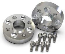 H/&r foro circolare Adattatore 4x100mm//56,6 su cerchio 4x130mm//78,6 40mm 40294566