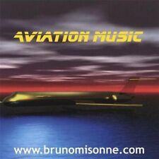 Bruno Misonne-Aviation Music CD NUOVO