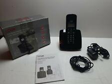 LOGIK Single Cordless Digital Telephone W.Answer Machine.No Battery (G1)