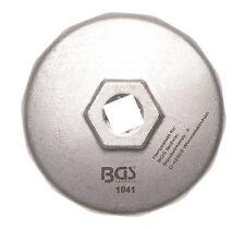 BGS 1041 Ölfilterkappe für VAG BMW OPEL Schlüssel innen 14-kant 74 mm