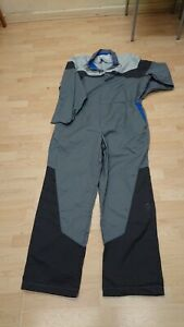 Ladies Or Mens Ex Volkswagen Use Grey Colour Boilersuit Or Overalls.