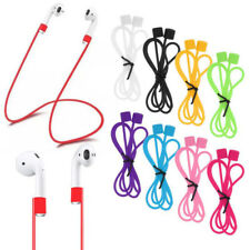 Cable Cord Silicone Anti Lost Strap Wireless Earphone Loop String for AirPods