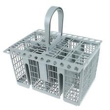 8 Compartment Cutlery Basket + Handle for Indesit Dishwasher Grey DFG2635 DIFP48