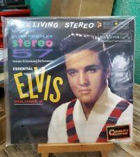 Elvis Presley Essential Elvis Vol. 2 Stereo '57 Import 2 LP 200g Vinyl New