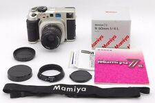 【Top Mint ! Almost unused】Mamiya 7 II Medium Format N/80 4L from japan 358