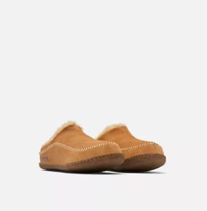 Sorel Lanner Ridge Homme Pantoufles 1923641224 Chameau Marron Neuf