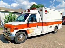 2003 Ford E-450 7.3L Diesel Type Iii Ambulance