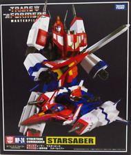 Transformers Takara Tomy Masterpiece Mp24 Mp-24 Starsaber Action Figure In Stock
