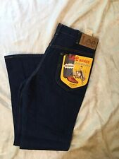 Vtg Lee Riders Boot Cut Jeans Talon Zipper 200-0347 NWT 33x30
