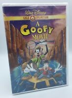 Goofy Movie, A (DVD, 2000, Gold Collection Edition) NEW; Authentic Disney DVD