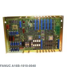 FANUC PCB - MASTER FS-10 A16B-1010-0040