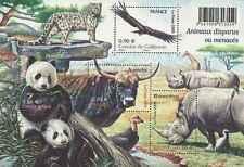 Timbres France Animaux Oiseaux Pandas BF128 ** année 2009 lot 28163
