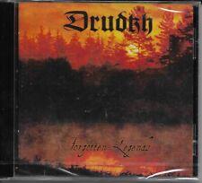 DRUDKH-FORGOTTEN LEGENDS-CD-black metal-winterfylleth-astrofaes-kladovest-borkr