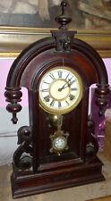 Orologio a pendolo da tavolo Parisian seconda metà '800