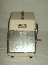 Vintage 1930's Instafreese Corporation ~ Rare Hand Crank Ice Cream Maker