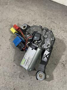 PEUGEOT 306 2001 REAR WIPER MOTOR VALEO 9638285580