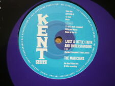 northern soul magicians faith & understanding / holiday uk kent select 45