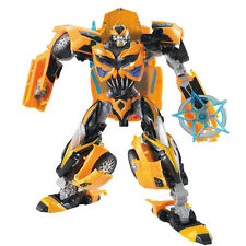 Transformers Toys WJ Film The Bumblebee Metal Part Action Figures Oversized 30cm