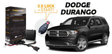 Flashlogic Remote Start for 2013 Dodge Durango SUV V8 w/Plug And Play Harness