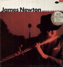 Newton James, romance and révolution-Blue Note BT 85134, rare LP 1987