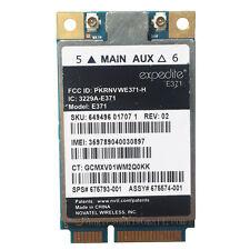 HP LT2523 E371 3G 4G Module UMTS LTE HSPA ATT WWAN PCI E Mini Card 675793-001
