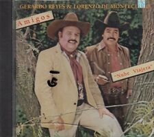 Proset Gerardo Reyes y Lorenzo de Monteclaro Amigos CD Nuevo Sellado