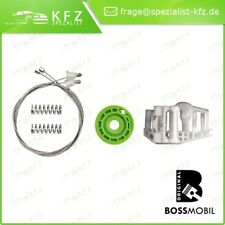 BMW 3er manuell o. elektrische Fensterheber Reparatursatz,Hinten Links *NEU*