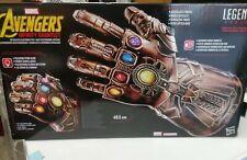 Avengers Infinity War Marvel Legends Replica Thanos Infinity Gauntlet New!