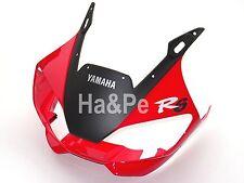 Yamaha YZF R6 1999 - 2000 Verkleidungsoberteil Kanzel Top fairing rot