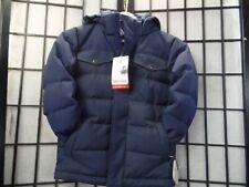 Abrigos y chaquetas de poliéster de la rodilla para De hombre sin ... 44a833964d7