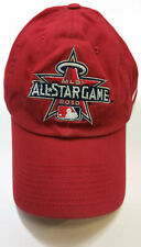 watch 0017a 63628 2010 MLB All Star Game Los Angeles Angels of Anaheim Red Cap Nike Baseball  Hat