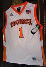 Adidas NCAA TENNESSEE VOLUNTEERS Basketball Replica Jersey SZ Youth Large 14-16