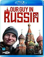 Our Guy in Russia Guy Martin Blu-ray DVD Region 2