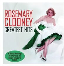 Rosemary Clooney Greatest Hits 2-CD NEW SEALED This Ole House/Mambo Italiano+