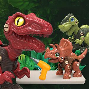 Take Apart Dinosaur Toys for 3-7 Kids STEM Toys DIY Assembly for Boys&Girls Gift