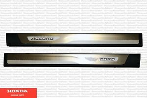 Genuine Honda Illuminated Door Sill Trim Fits: 2018-2020 Accord