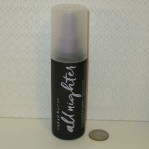 FULL SIZE NEW URBAN DECAY All Nighter Makeup Setting Spray 4oz 118ml