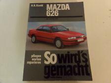 Reparaturanleitung Mazda 626  Kombi Coupe ab 1983-91 So wird´s gemacht